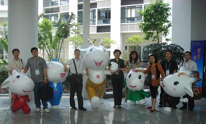一毫米的推敲 2010广州亚运会火炬设计团队独家专访
