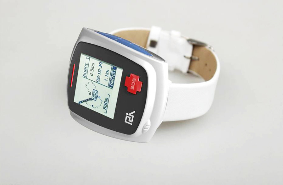 手表手机造型及结构设计